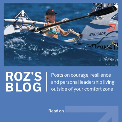 Roz Savage | Speaker | Leadership, Courage & Resilience Heroine